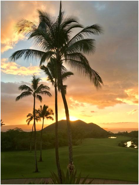 Golf Courses on Maui